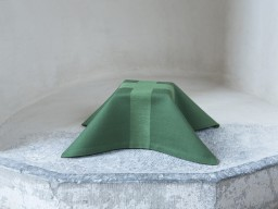 Kalkkläde i grönt